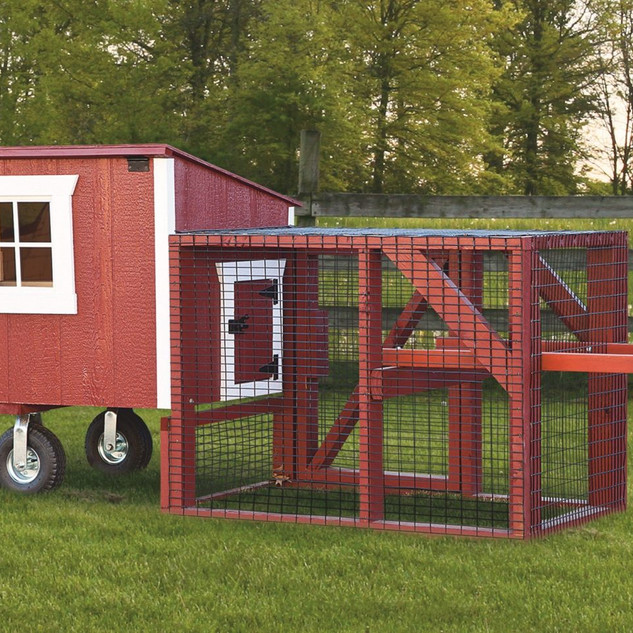 3x4-Lean-to-Tractor-With-Duratemp®-sidin