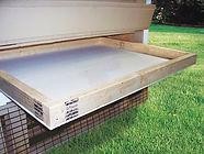 Chicken Coop litter tray