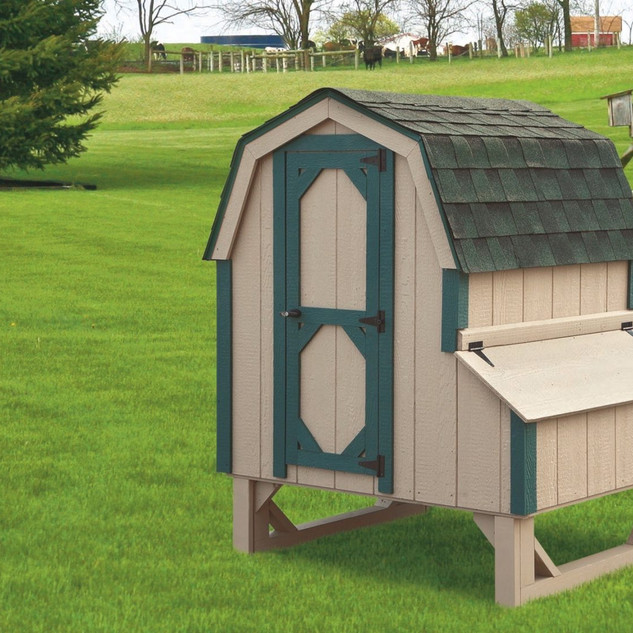 barn-style-chicken-coops-4x4-Dutch_-With