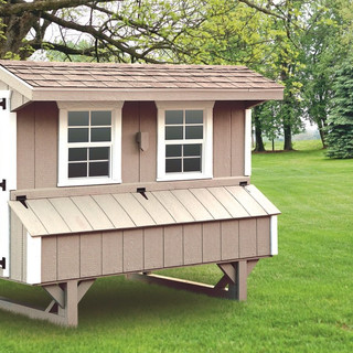 prefab-chicken-coops-Clay-Q48-Front-View