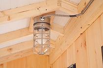 Chicken Coop light switch