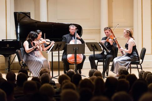 Carnegie Hall 2014