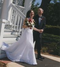 Wedding day, May 17, 2008