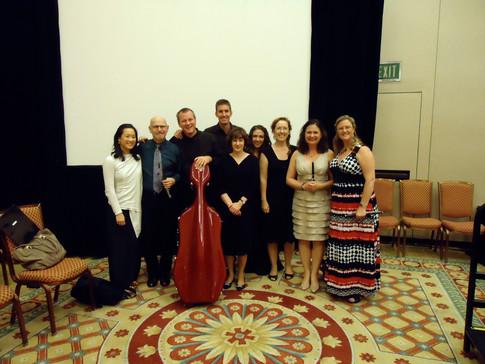 National Flute Association Convention in Las Vegas