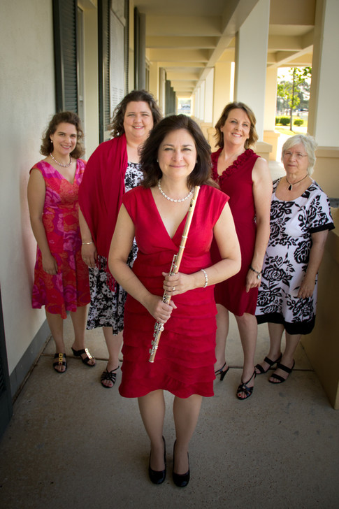 Piccolo Spoleto Recital with Charleston Southern University Faculty plus one