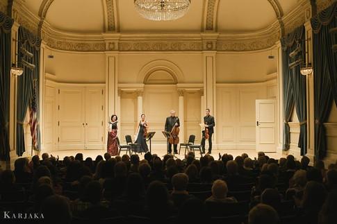 Carnegie Hall ( May 4,2017)