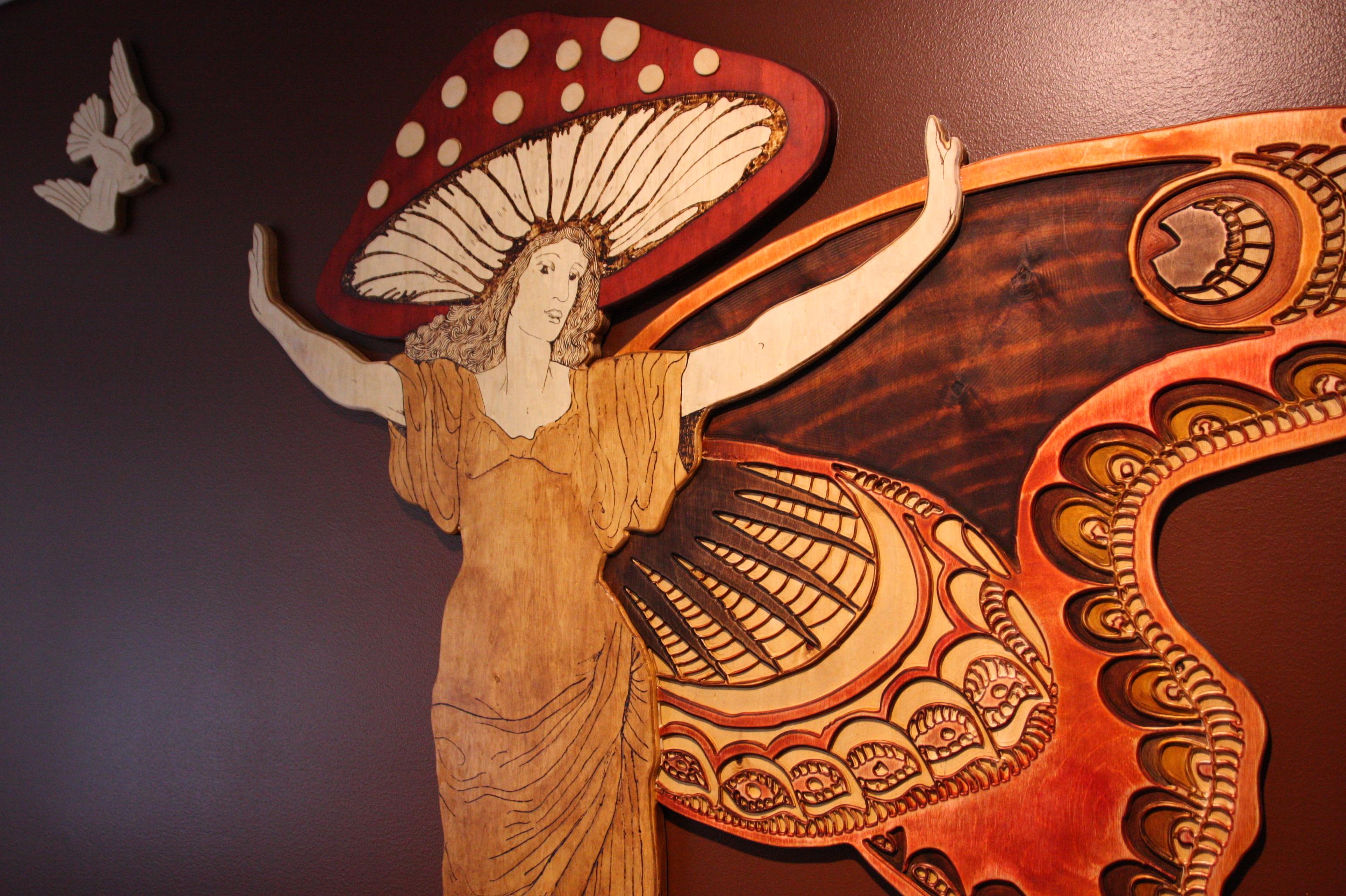 Butterflylady