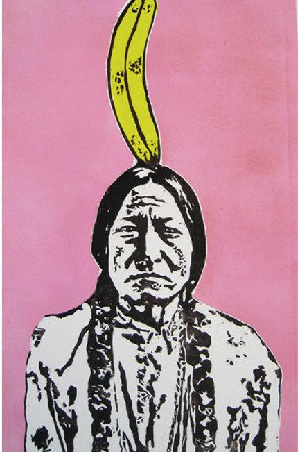 Banana Bull