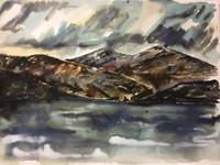 Ben More and Loch Scridain I