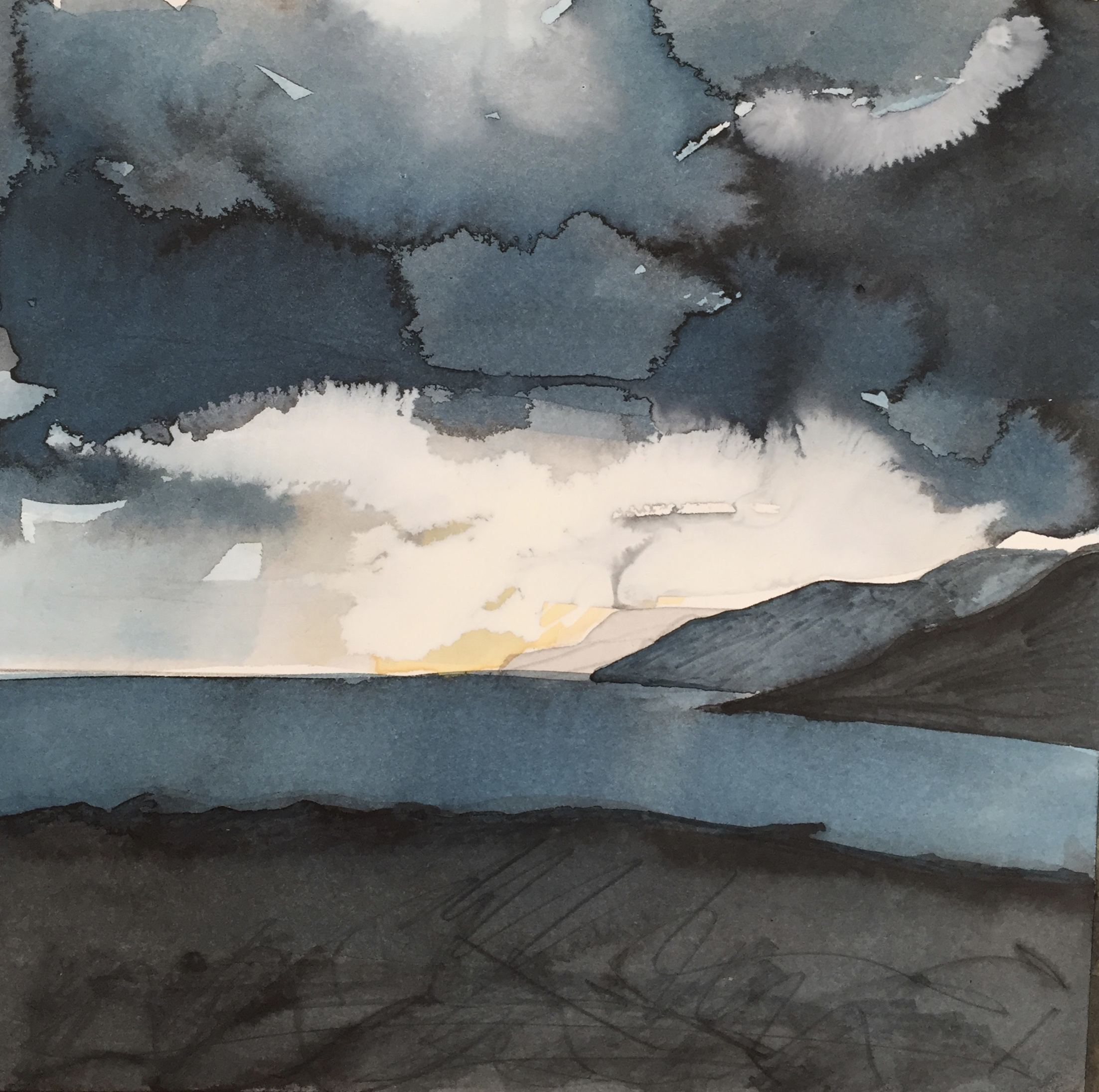 Loch na Keal 05 Winter Light