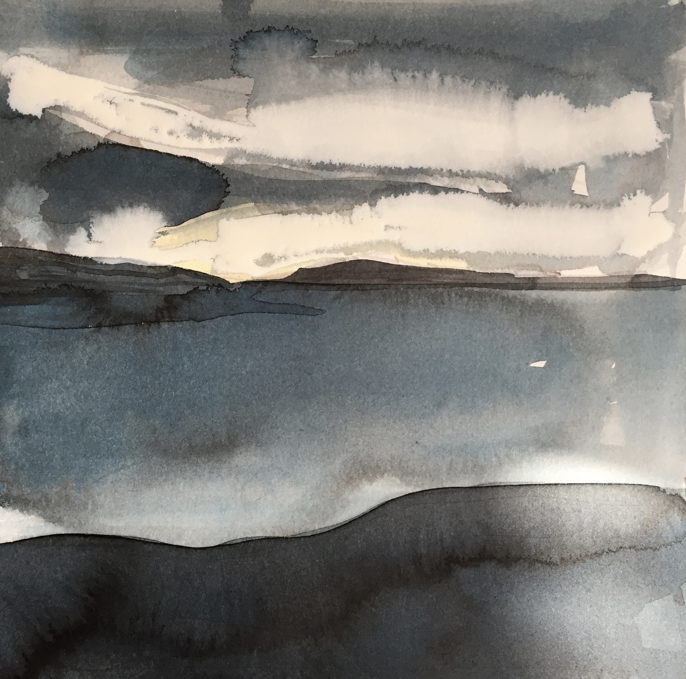 Loch na Keal 01 Winter Light