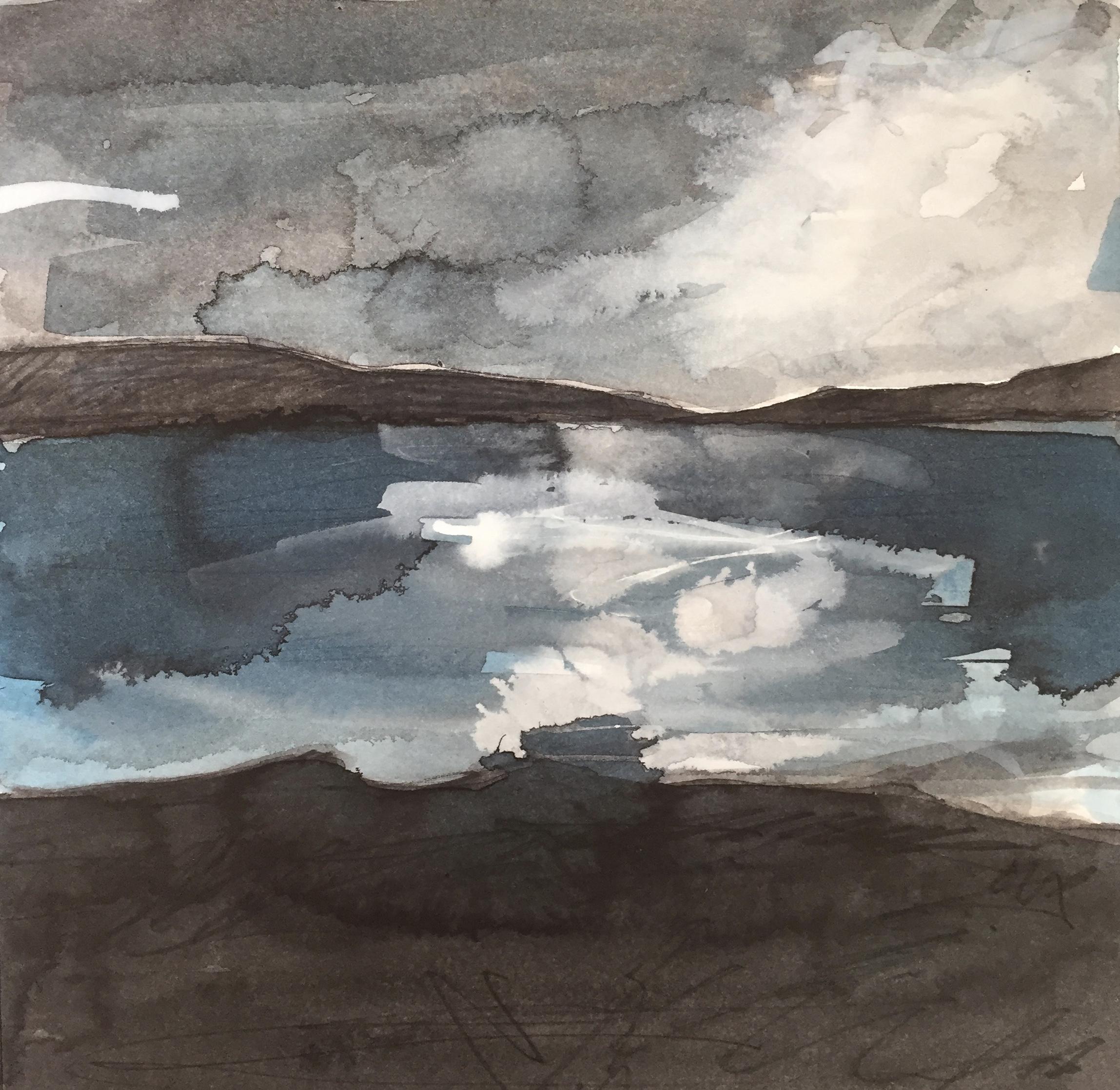 Loch na Keal 02 Winter Light