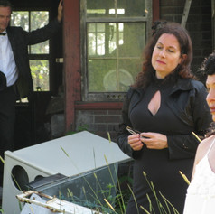 Gerard Leckey, Dominica Merola, Angela Salena