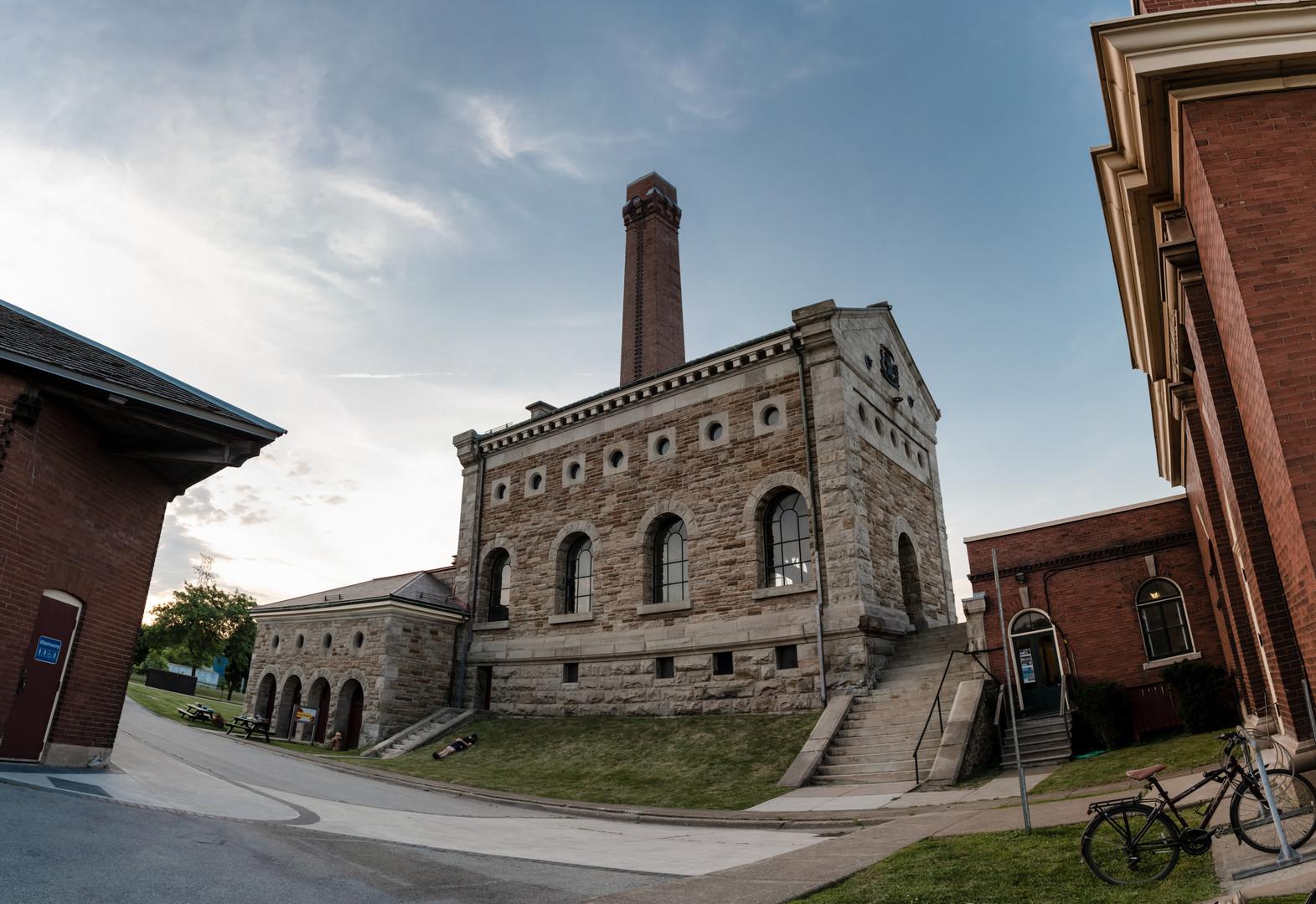 Hamilton's Museum of Steam & Technology