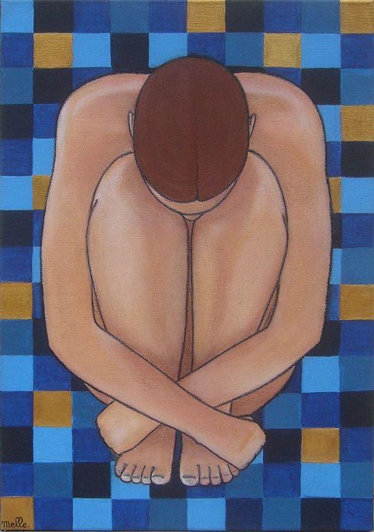 """""""Psyché"""" - Melle. Artiste peintre"""