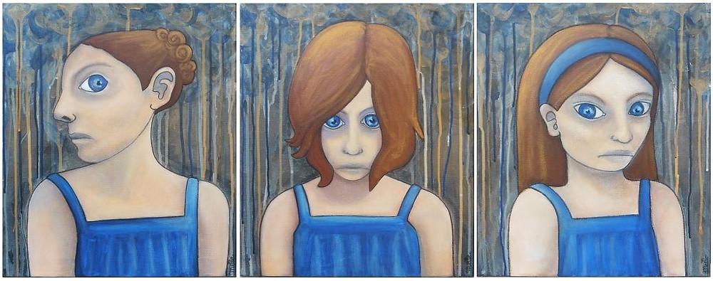 Sisterhood, Melle artiste peintre isère