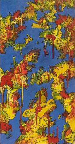 Burn Aout, Melle. Artiste peintre