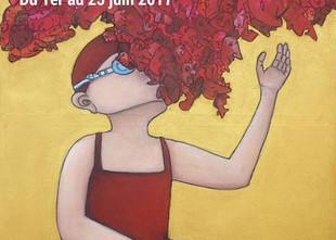 Exposition du 1er au 25 juin, Galerie Le talent c'est l'envie, Grenoble