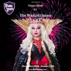 Maggs Jacob as The Wicked Queen