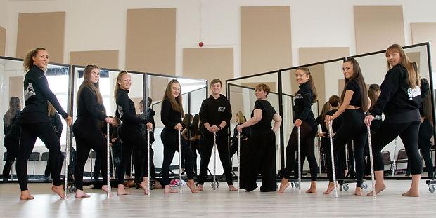 Senior & Adult dance class