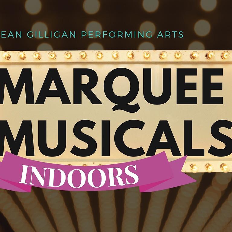 MARQUEE MUSICALS INDOORS