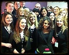 Cher Lyod Gospel Choir Dublin