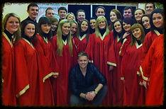 westlife gospel choir dublin