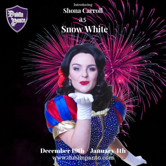 Shona Carroll as Snow White