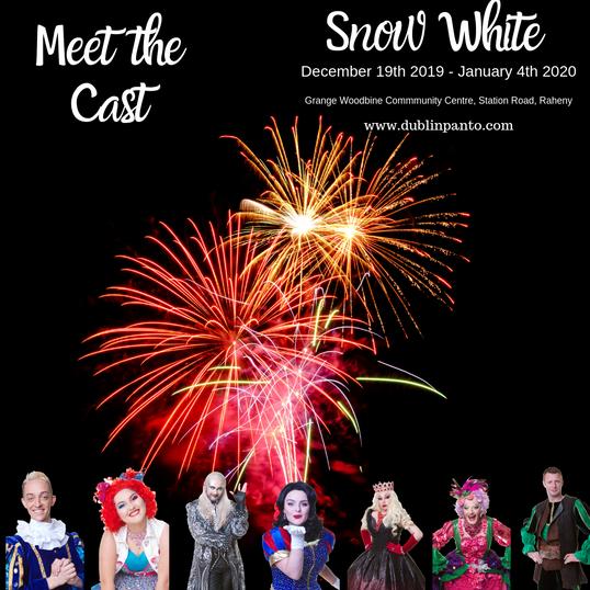 Meet the Cast