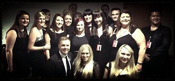 Gary Barlow - Gospel Choir Dublin
