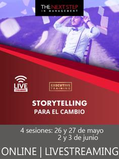Storytelling para el cambio