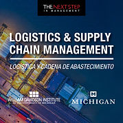 Logistic & Supply Chain Management 2020.