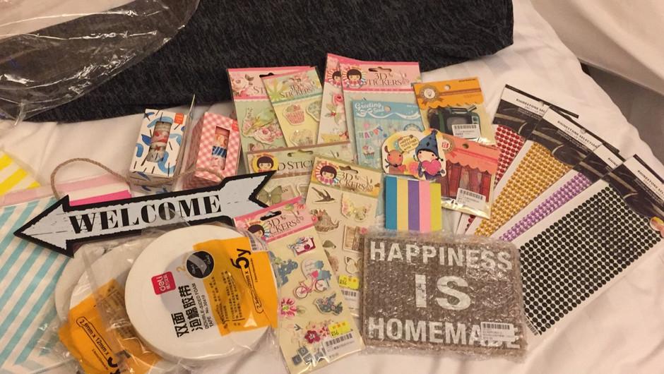Craft Travels: HONG KONG