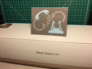 It's finally here!!! Unboxing the Apple™ of Die-Cut Machines - Cricut Explore Air