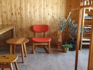 木の家具 AC CRAFT で、展示会