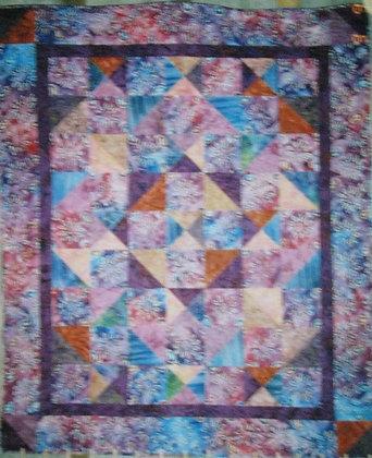 Triangle Tango - #401-P Pattern