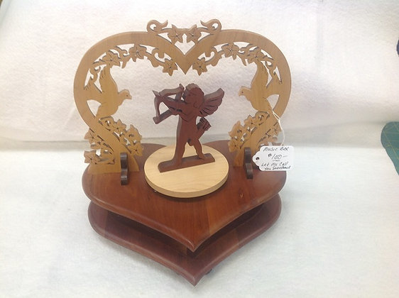 Cupid Music Box