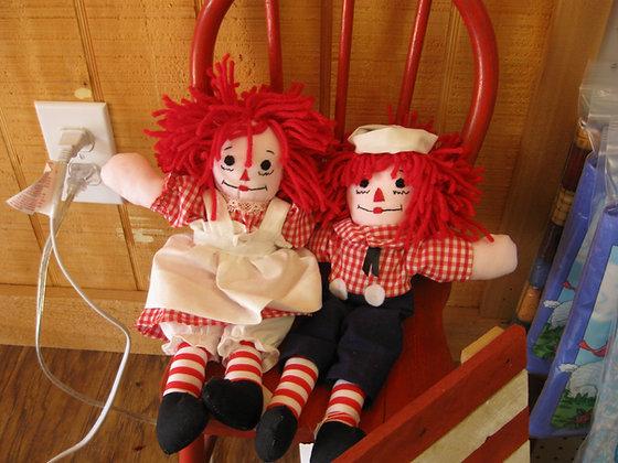 Rag Dolls