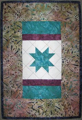 Stars Place Mat #413 Pattern