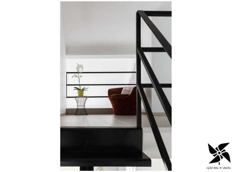 Vue escalier