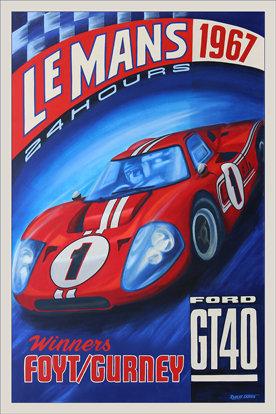 LeMans GT40
