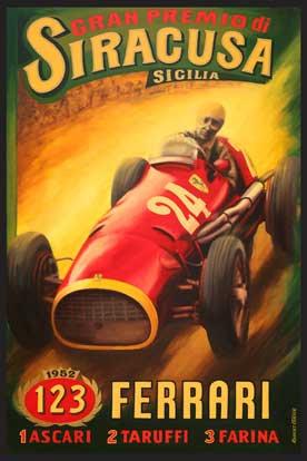 Ferrari Siracusa