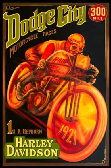 Harley Davidson Dodge City