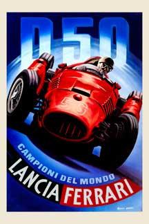 Lancia/Ferrari D50
