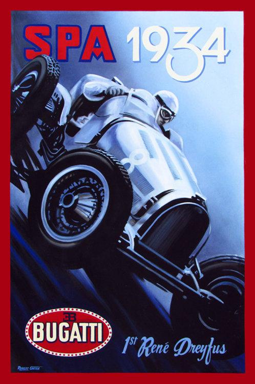 Bugatti SPA