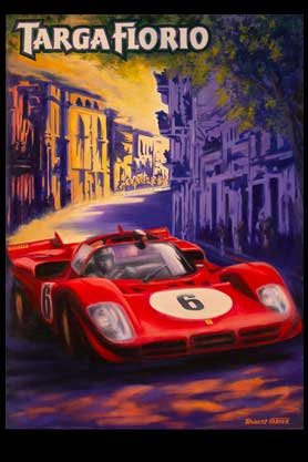 Targa Florio Ferrari 512