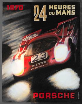 Porsche - 1970 24 Heures Du Mans