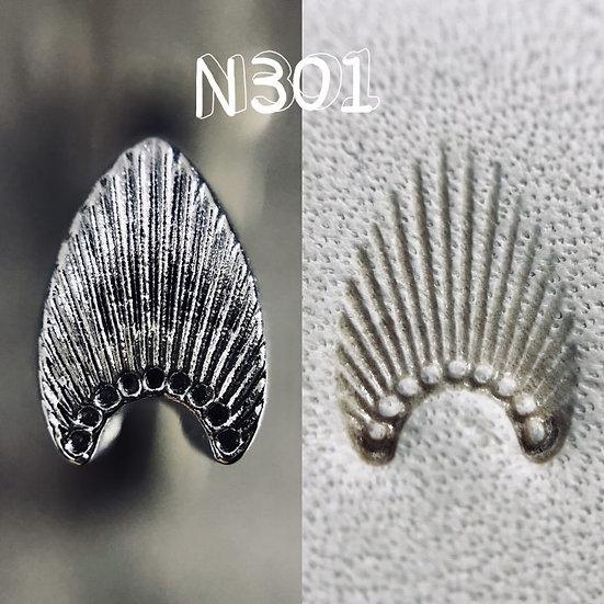 N301 | OKA Factory 皮雕工具/印花工具