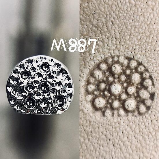 M887 | OKA Factory 皮雕工具/印花工具