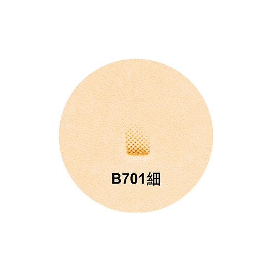 B701細   Craft 皮雕工具/印花工具